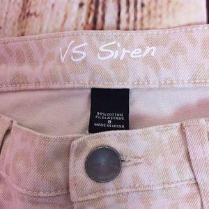LONDONJEAN Jeans - VS Siren London Jeans Animal Print skinny